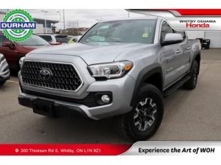 Used 2018 Toyota Tacoma V6 for sale in Whitby, ON