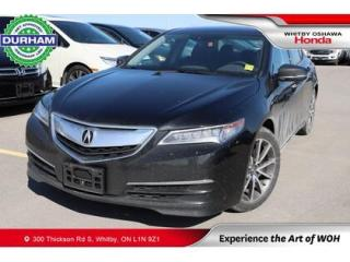 Used 2017 Acura TLX SH-AWD w/Technology Package for sale in Whitby, ON