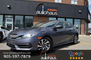 Used 2016 Honda Civic EX I SUNROOF I HTD SEATS I LDW for sale in Concord, ON
