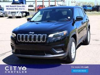 Used 2019 Jeep Cherokee Sport for sale in Medicine Hat, AB