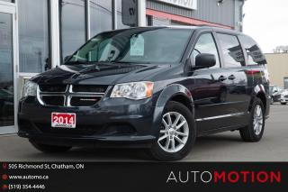 Used 2014 Dodge Grand Caravan SE/SXT DVD - BACK UP CAM - NO ACCIDENTS! for sale in Chatham, ON