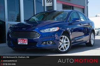 Used 2014 Ford Fusion SE for sale in Chatham, ON