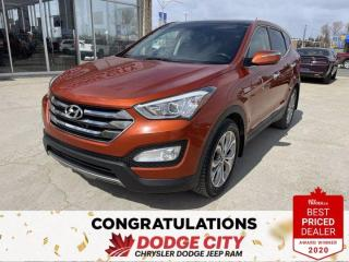 Used 2013 Hyundai Santa Fe LIMITED for sale in Saskatoon, SK