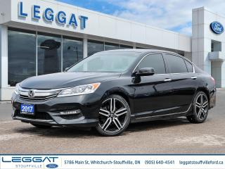 Used 2017 Honda Accord Sport for sale in Stouffville, ON