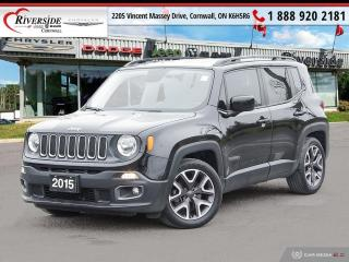 Used 2015 Jeep Renegade North for sale in Cornwall, ON