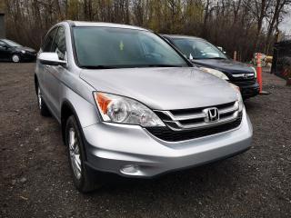 Used 2011 Honda CR-V EX-L for sale in Ottawa, ON