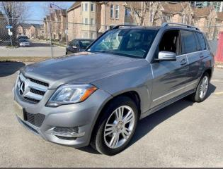 Used 2013 Mercedes-Benz GLK-Class GLK 250 BlueTec Navigation/Pano Roof/Camera for sale in North York, ON