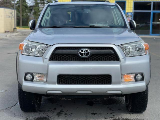 2012 Toyota 4Runner SR5 Leather/Sunroof/7 Passengers/Camera Photo2