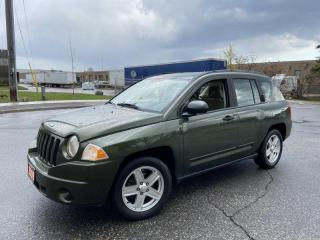 Used 2009 Jeep Compass Automatic, 4 Door, Low km,  3/Y Warrant Available for sale in Toronto, ON