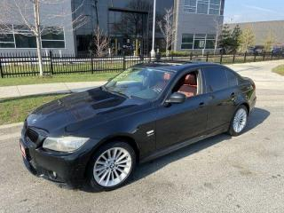 Used 2011 BMW 3 Series Auto, XDrive, Leather, Sunroof, Warranty Available for sale in Toronto, ON