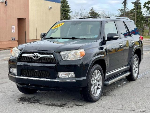 2011 Toyota 4Runner Limited Navigation/Sunroof/Leather Photo1