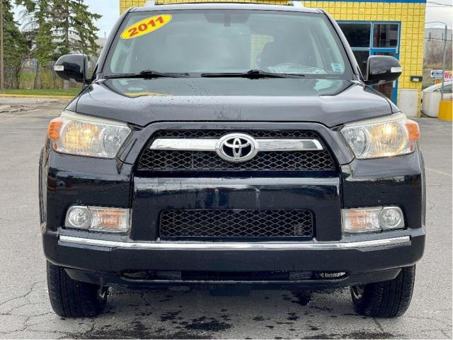 2011 Toyota 4Runner Limited Navigation/Sunroof/Leather Photo2