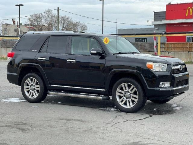 2011 Toyota 4Runner Limited Navigation/Sunroof/Leather Photo3
