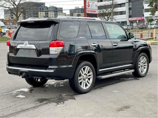 2011 Toyota 4Runner Limited Navigation/Sunroof/Leather Photo4