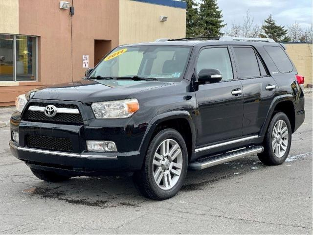 2011 Toyota 4Runner Limited Navigation/Sunroof/Leather Photo9