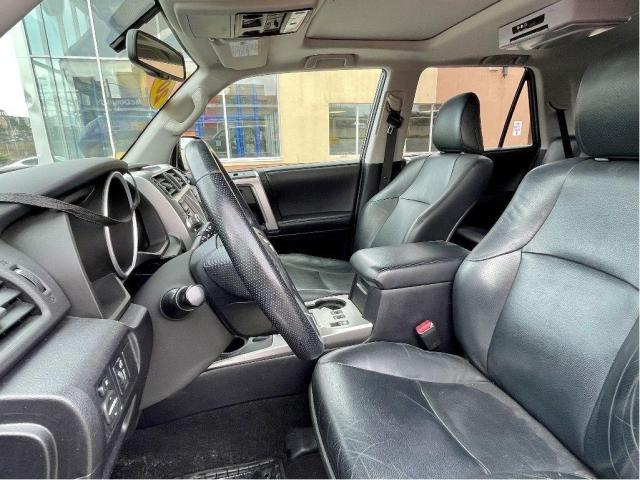 2011 Toyota 4Runner Limited Navigation/Sunroof/Leather Photo11