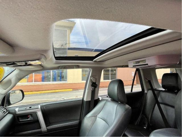 2011 Toyota 4Runner Limited Navigation/Sunroof/Leather Photo13