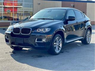 Used 2013 BMW X6 35i AWD Navigation/DVD/Sunroof/Leather for sale in North York, ON