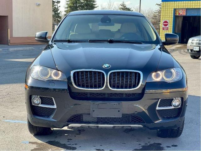 2013 BMW X6 35i AWD Navigation/DVD/Sunroof/Leather Photo2