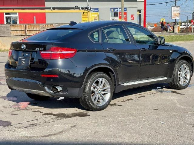 2013 BMW X6 35i AWD Navigation/DVD/Sunroof/Leather Photo5