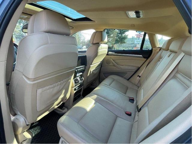 2013 BMW X6 35i AWD Navigation/DVD/Sunroof/Leather Photo11