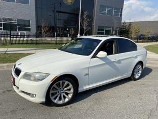Used 2011 BMW 3 Series Navi, XDrive, 4 Dr, Auto, Leather, roof, Warranty for sale in Toronto, ON