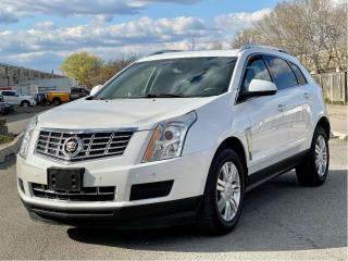 Used 2014 Cadillac SRX LUXURY COLLECTION AWD NAVIGATION/CAMERA/PANO ROOF for sale in North York, ON