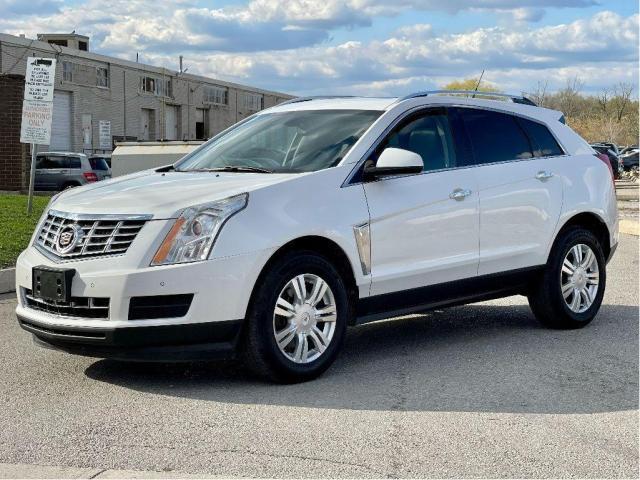 2014 Cadillac SRX LUXURY COLLECTION AWD NAVIGATION/CAMERA/PANO ROOF Photo8