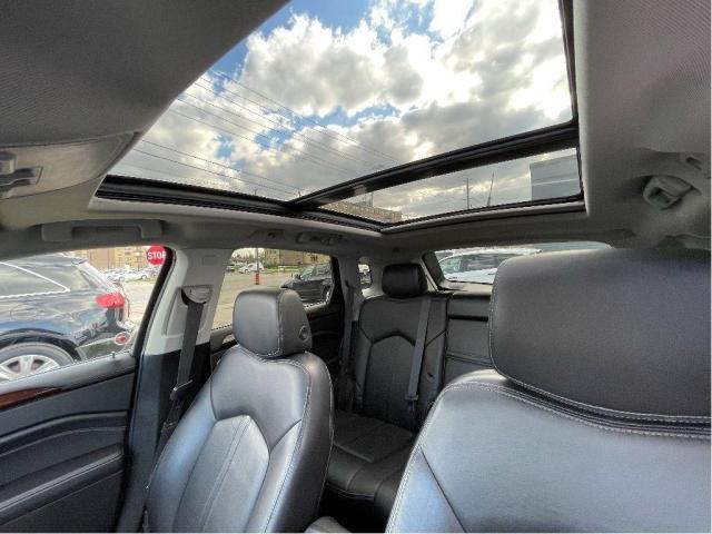 2014 Cadillac SRX LUXURY COLLECTION AWD NAVIGATION/CAMERA/PANO ROOF Photo11