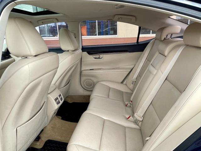 2015 Lexus ES 350 PREMIUM PKG NAVIGATION/REAR VIEW CAMERA Photo9