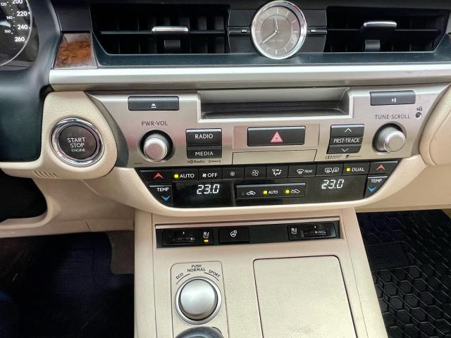 2015 Lexus ES 350 PREMIUM PKG NAVIGATION/REAR VIEW CAMERA Photo12