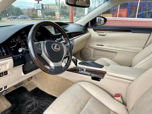 2015 Lexus ES 350 PREMIUM PKG NAVIGATION/REAR VIEW CAMERA Photo10