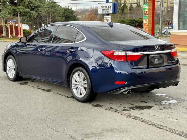 2015 Lexus ES 350 PREMIUM PKG NAVIGATION/REAR VIEW CAMERA Photo5