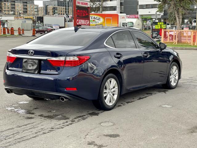 2015 Lexus ES 350 PREMIUM PKG NAVIGATION/REAR VIEW CAMERA Photo4