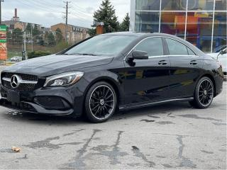Used 2018 Mercedes-Benz CLA-Class CLA 250 AWD Navigation /Pano  Roof/Camera for sale in North York, ON