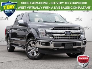 Used 2018 Ford F-150 Lariat | 3,5 Eco-boost | 502A Pkg!! for sale in Oakville, ON