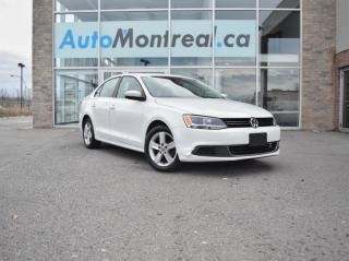 Used 2014 Volkswagen Jetta Volkswagen Jetta 1.8 TSI Comfortline Manual for sale in Vaudreuil-Dorion, QC