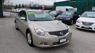 Used 2010 Nissan Altima **SUNROOF / CAMERA / LEATHER HEATED SEATS*** for sale in Burlington, ON