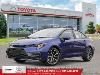 New 2021 Toyota Corolla XSE for sale in Whitby, ON