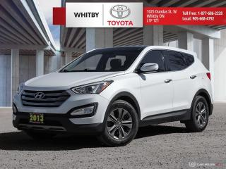Used 2013 Hyundai Santa Fe Luxury for sale in Whitby, ON