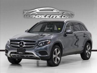 Used 2018 Mercedes-Benz GL-Class GLC 300 4MATIC Navigation, Camera, Panoramic, No Accidents for sale in Concord, ON