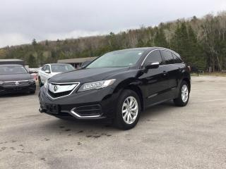 Used 2017 Acura RDX Tech at for sale in Owen Sound, ON