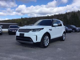 Used 2017 Land Rover Discovery HSE for sale in Owen Sound, ON