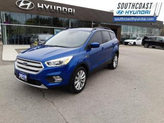 Used 2019 Ford Escape SEL 4WD  - Heated Seats -  Power Tailgate - $164 B/W for sale in Simcoe, ON