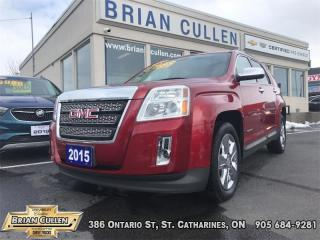 Used 2015 GMC Terrain SLT  - Low Mileage for sale in St Catharines, ON