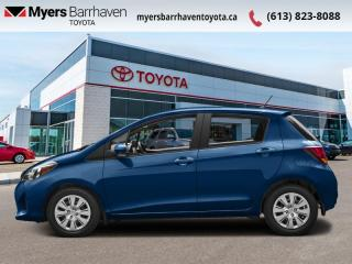 Used 2017 Toyota Yaris LE  - Bluetooth - $91 B/W for sale in Ottawa, ON