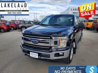 Used 2018 Ford F-150 XLT  - Bluetooth -  SiriusXM - $236 B/W for sale in Prince Albert, SK