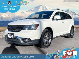 Used 2017 Dodge Journey Crossroad  - Leather Seats - $163 B/W for sale in Abbotsford, BC