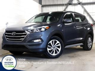 Used 2018 Hyundai Tucson PREMIUM à Traction INTÉGRALE for sale in Val-David, QC