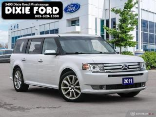 Used 2011 Ford Flex TITANIUM for sale in Mississauga, ON